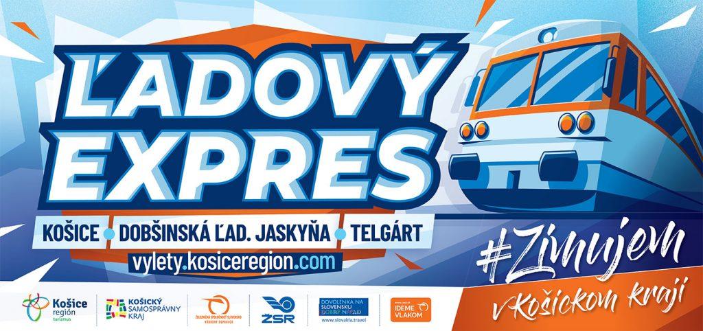 Ladovy expres Zima